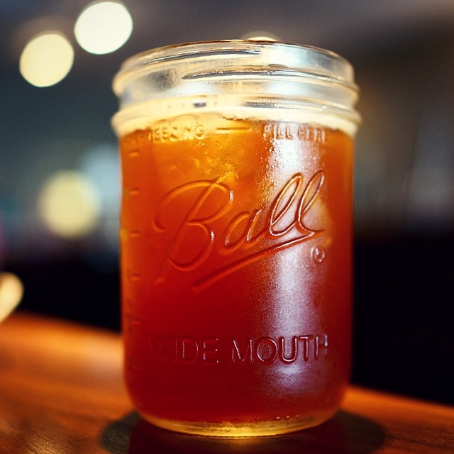 The Barrel Smoked Sweet Iced Tea