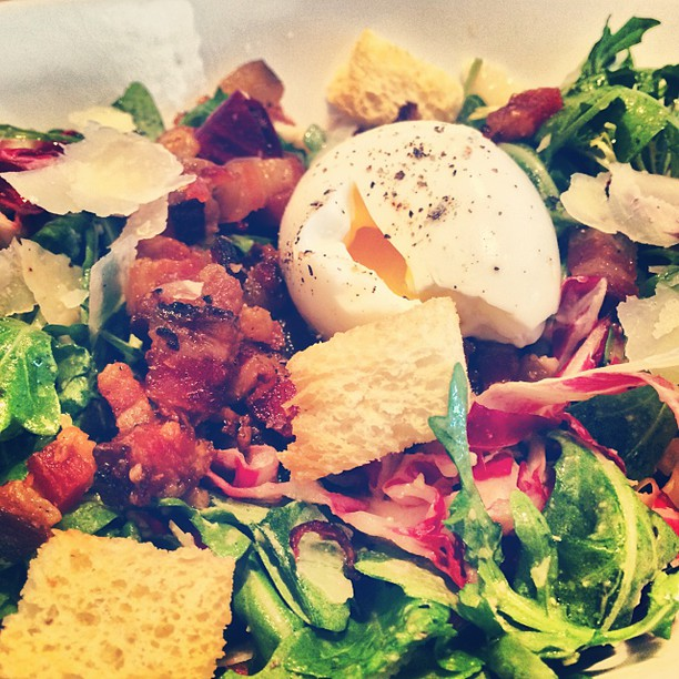 The absolutely perfect Farmer salad